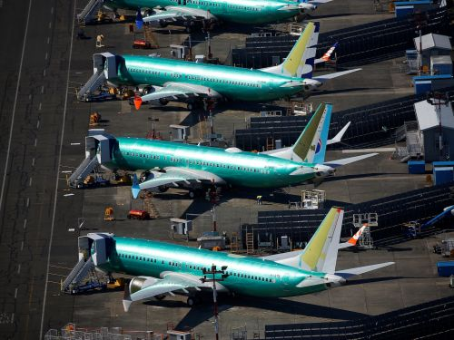Boeing is reportedly on the brink of stopping 737 Max production while it waits for the troubled plane to return to the sky