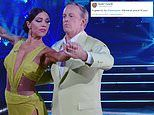 Sean Spicer gets booted out of DWTS for 'persistently low scores' after a nine-week run
