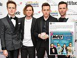 McFly are forced to postpone their UK tour for a SECOND time due to the coronavirus pandemic