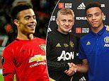 Ole Gunnar Solskjaer reveals he asked a seven-year-old Mason Greenwood for a picture