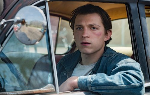 Watch Tom Holland star in trailer for new Netflix thriller 'The Devil All The Time'