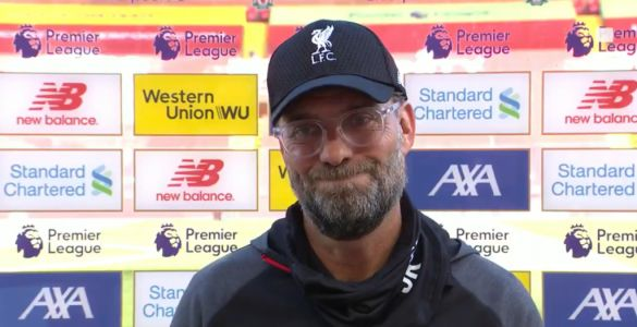 Jurgen Klopp hails 'sensational' Burnley goalkeeper Nick Pope after frustrating Liverpool draw