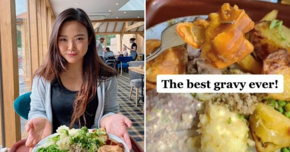 Japanese foodie has become obsessed with carveries since moving to UK