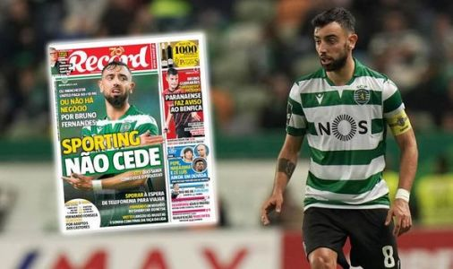 Man Utd new attempts to complete Bruno Fernandes transfer rejected by Sporting Lisbon