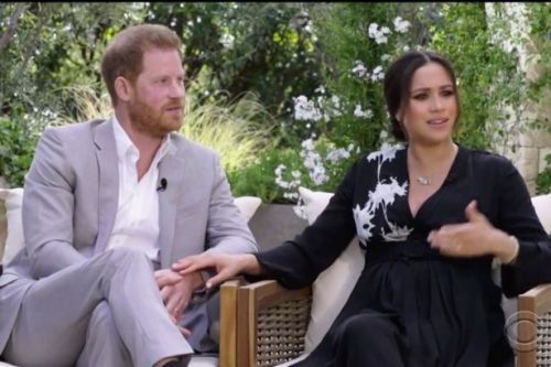 Meghan Markle and Prince Harry's Oprah interview makes headlines around world