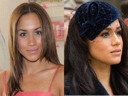THEN AND NOW: The biggest celebrity transformations of the past decade