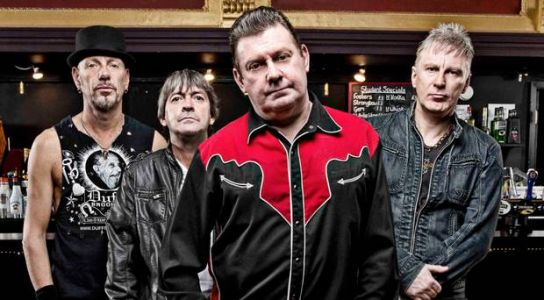 Stiff Little Fingers' Jake Burns: Why I could never really write a love song