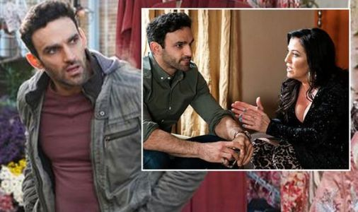 EastEnders spoilers: Kush Kazemi to exit in heartbreaking twist as Davood Ghadami departs