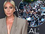 Lady Gaga credits'brave citizens' after police officers are charged in George Floyd murder case