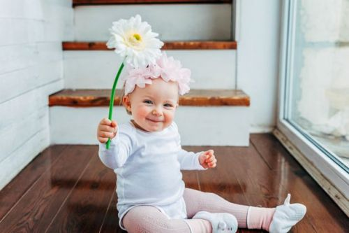 From Flora To Sakura: 12 Baby Names Inspired By Flowers