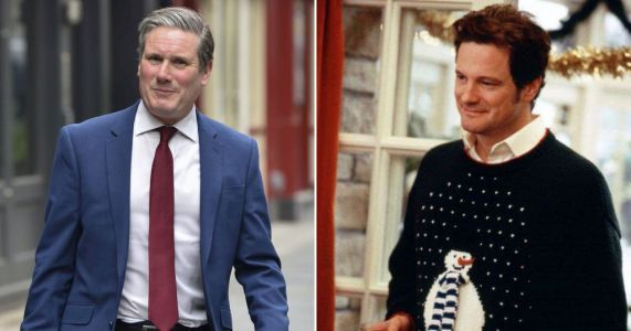 Bridget Jones author shatters theory that Mark Darcy was based on Sir Keir Starmer