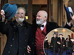 Man who wed best friend to avoid inheritance tax says they squabble like any married couple