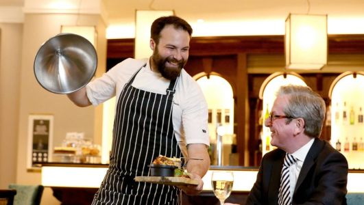 Fine dining for a tenner: Eating out trade hopes discount offers will fill tables