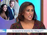 Loose Women'sSaira Khan rages that Duke and Duchess have 'stirred up' racial tensions