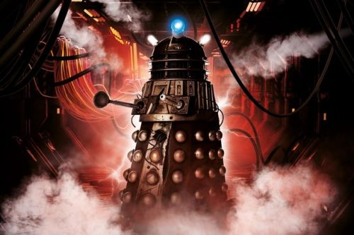 New Doctor Who escape room pits you against a Dalek