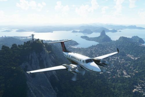 Microsoft Flight Simulator will launch in August, on Xbox Games Pass for PC