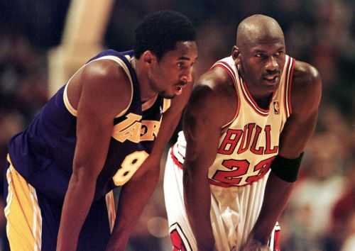 Kobe Bryant tells brilliant story about facing Michael Jordan for the first time