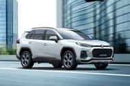 New Suzuki Across revealed as Toyota RAV4-based SUV