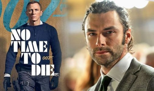 James Bond bombshell as odds HALVED on Aidan Turner to replace Daniel Craig as new 007
