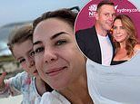 Kate Ritchie shares a rare photo of daughter Mae, six, at the beach