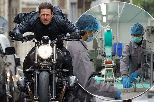 Mission: Impossible 7 filming halted over coronavirus fears as Tom Cruise 'flees' in Italy
