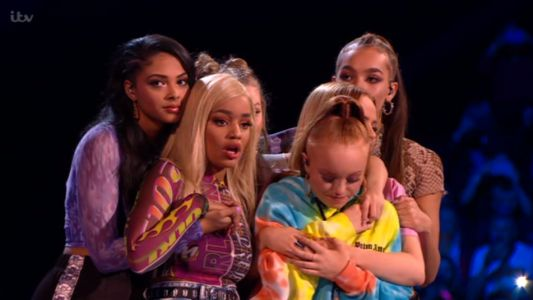X Factor: The Band crown girl group Real Like You winners of Simon Cowell's spin-off series