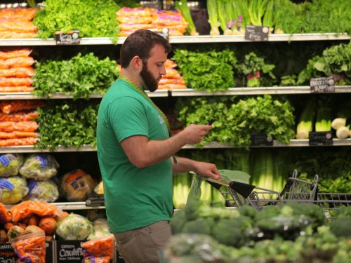 'Every day is a new Black Friday for us': Instacart president on grappling with a surge in demand during the coronavirus pandemic