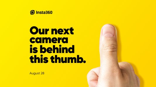Insta360 teases new camera that promises action-cam-trouncing stabilization