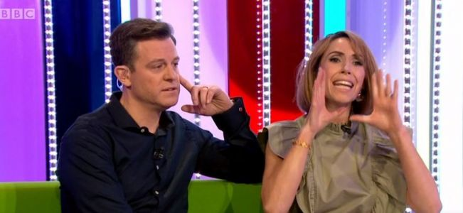 Alex Jones reveals The One Show is struggling to replace Matt Baker as he self-isolates amid coronavirus