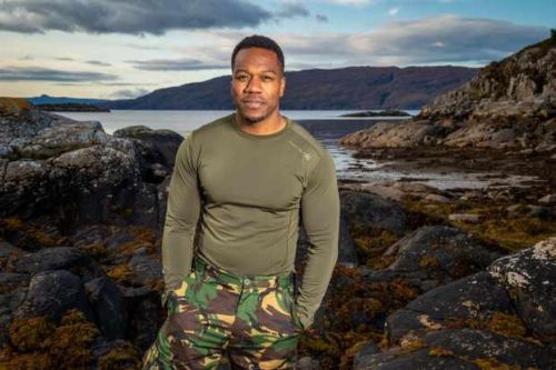 Celebrity SAS Who Dares Wins' Locky on how he 'lost his temper' during the interrogation