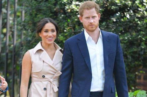 Prince Harry urged to put brake on new projects while in Hollywood 'shark tank'