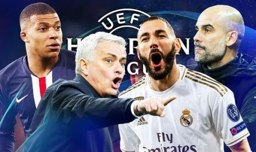 Champions League LIVE: Scores and updates, Tottenham, Man City and Real Madrid latest