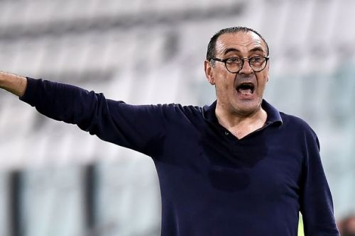 Maurizio Sarri sacked as Juventus boss after being knocked out Champions League