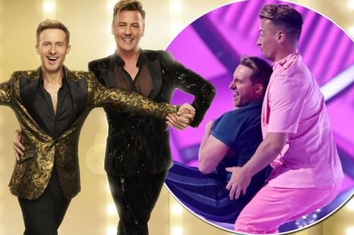 Ian Watkins' heartbreaking text from Strictly bosses after Dancing On Ice couple debut