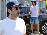 Zachary Quinto embraces summer in jorts for coffee run in LA. after refusing to promote NOS4A2