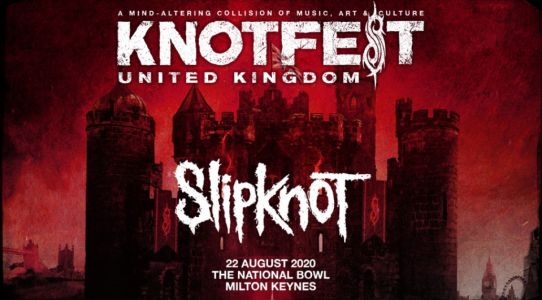 Knotfest UK - ticket details, date and venue for annual Slipknot event