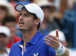Tennis news: Andy Murray in rant at his team during loss to Tennys Sandgren