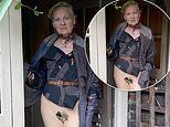Vivienne Westwood, 79, dons a VERY unusual outfit in video message