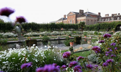 10 of the most picturesque royal gardens enjoyed by the Queen, Prince William & Kate and more