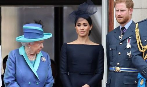 Meghan 'common denominator' as family difficulties rub off on Harry, claims commentator