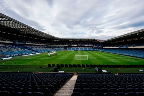 Murrayfield ready to host Hearts and Hibs 'bio bubble'