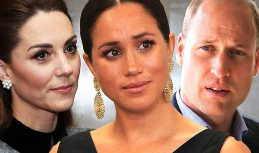 Meghan Markle heartbreak: Duchess upset at public fallout with Kate and Prince William