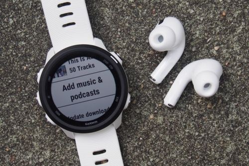 Garmin Forerunner 245 Music review: Hitting all the right notes