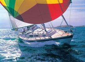 Popular yacht designs of the 1990s
