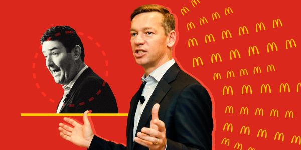 Inside the chaotic aftermath of the McDonald's CEO's shocking termination and his replacement's quest to win over workers