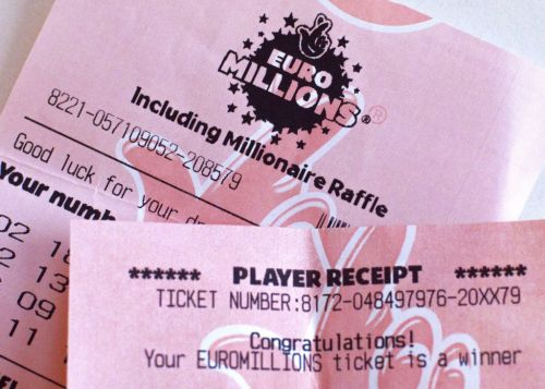 Someone in the UK has woken up £59,000,000 richer after winning the EuroMillions