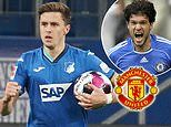 Manchester United 'are leading the race for £16m-rated Hoffenheim midfielder Christoph Baumgartner'