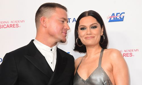 Channing Tatum confirms he and Jessie J are back together in best way