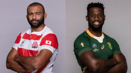 Japan vs South Africa live stream: how to watch today's Rugby World Cup 2019 quarter-final from anywhere