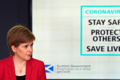 Nicola Sturgeon says possible cluster in Greater Glasgow being investigated